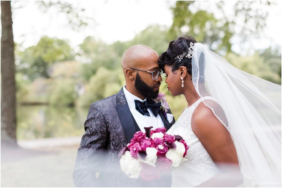 Wedding photography at Founders Inn VA