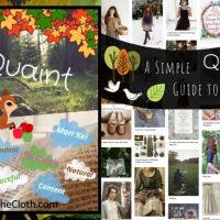 A Simple Guide to Creating Your Quaint Style | Cozy Mori-Kei Fashion Tips and Inspiration