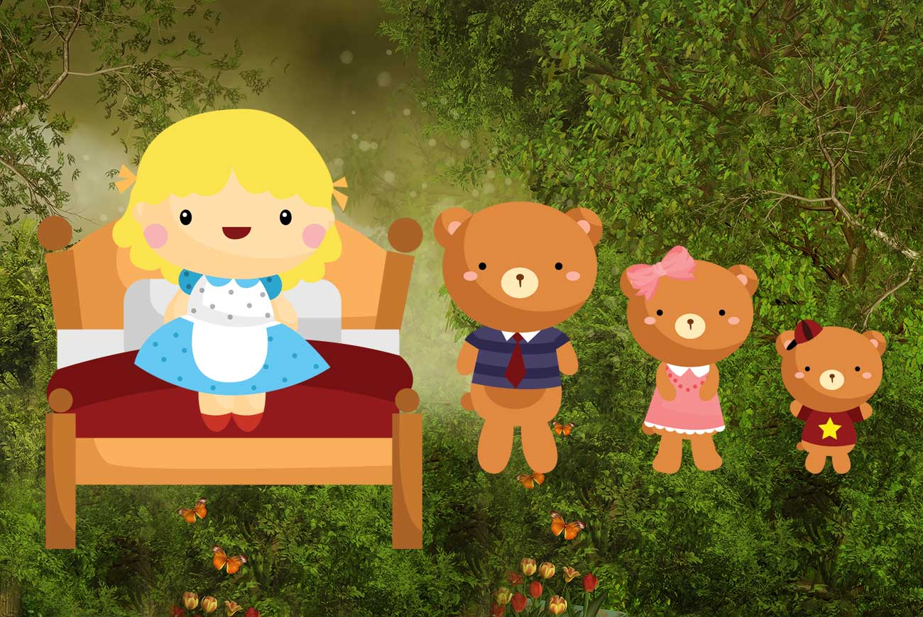 Goldilocks Amp The Three Bears