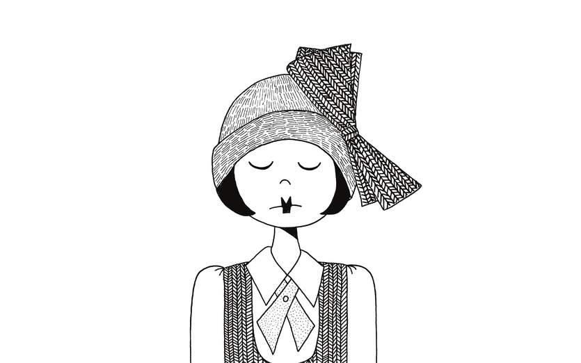 Flapper Girl By Flapperdoodle On Storybird