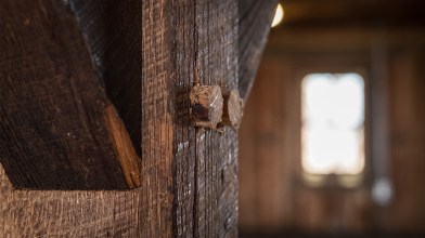 Part of Storybook Barn's rustic charm Image credit: Gary Allman