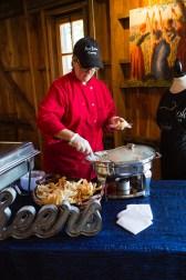 Catering at Storybook Barn Image credit: Erica Turner, Turner Creative