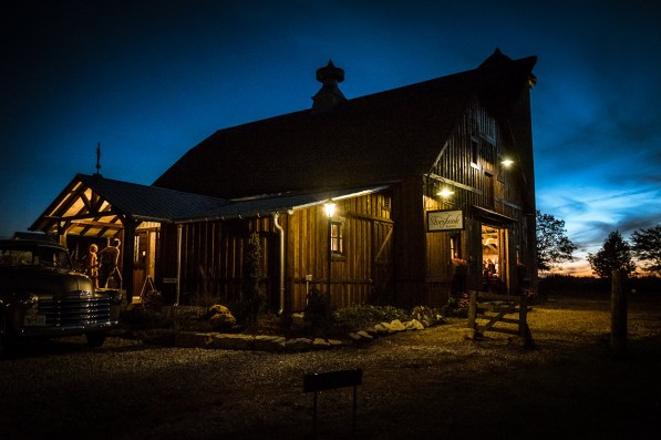 Storybook Barn - Glendale High School Class of '67 50th Reunion. Image credit: Gary Allman