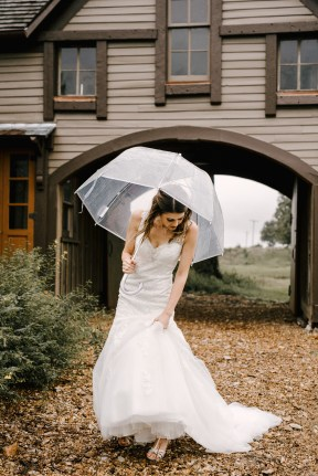 Bride at Storybook Barn, Missouri