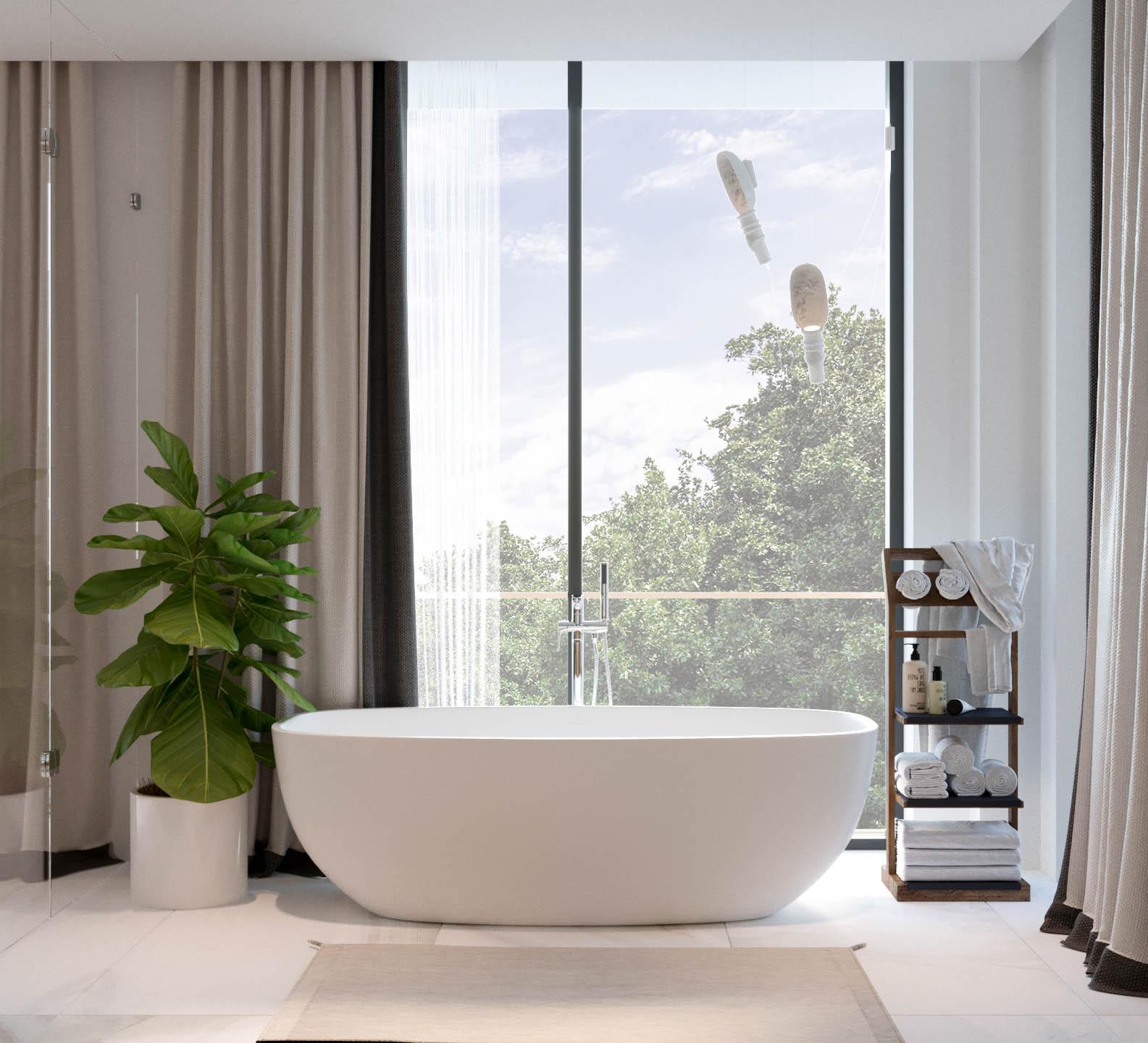 effective bathroom lighting design
