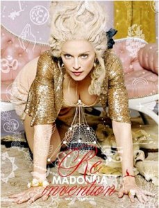 reinvent yourself, Madonna, reinvention, self-reinvention