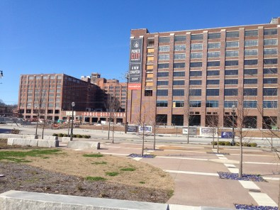 Ponce City Market, Atlanta, Midtown, development, awesome project in Atlanta, work-shop-play, multi-use, apartments, office, retail, food court, restaurants, old Sears building, City Hall East, Jamestown Properties