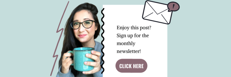 Sign up for the Story Darling Newsletter