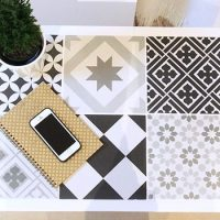 DIY // Table basse en carreaux de ciment