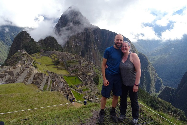 Itinerary for Peru: people travel from all over the world to see Machu Picchu