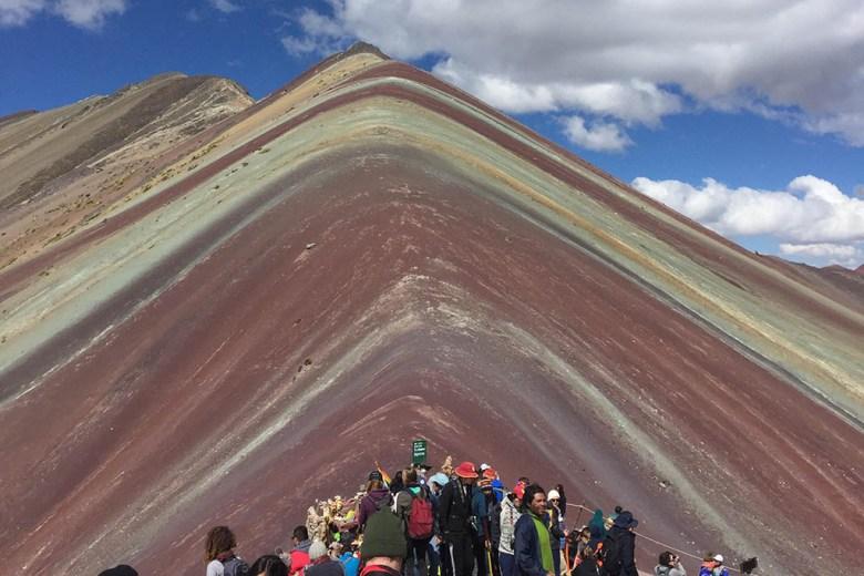 Things to do in Cusco: Rainbow Mountain