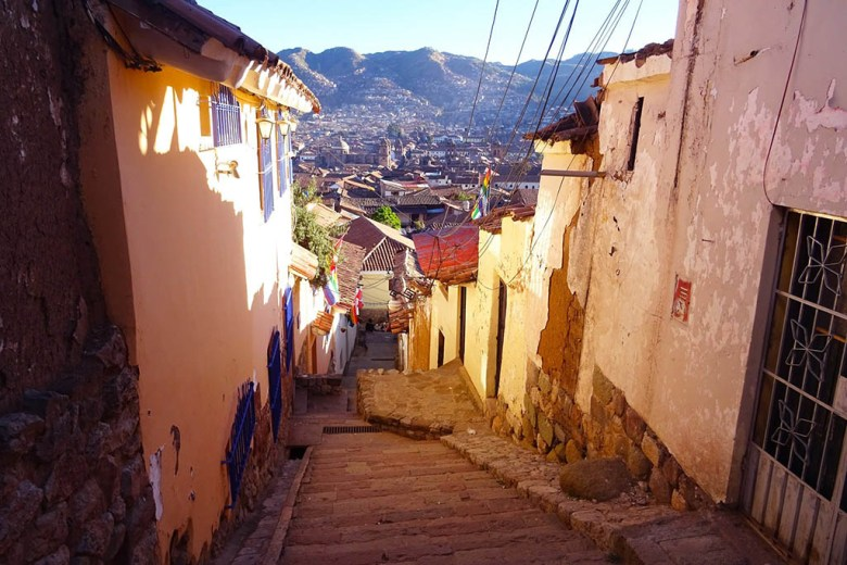 Itinerary for Peru: Cusco is the heart of the Inca Empire and the gateway to Machu Picchu