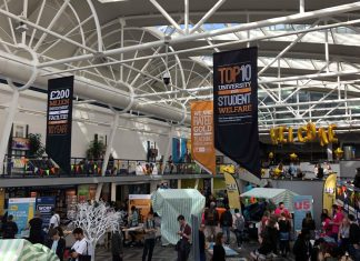 University of Derby Experience Fair
