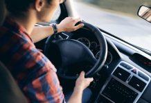 Driving, car