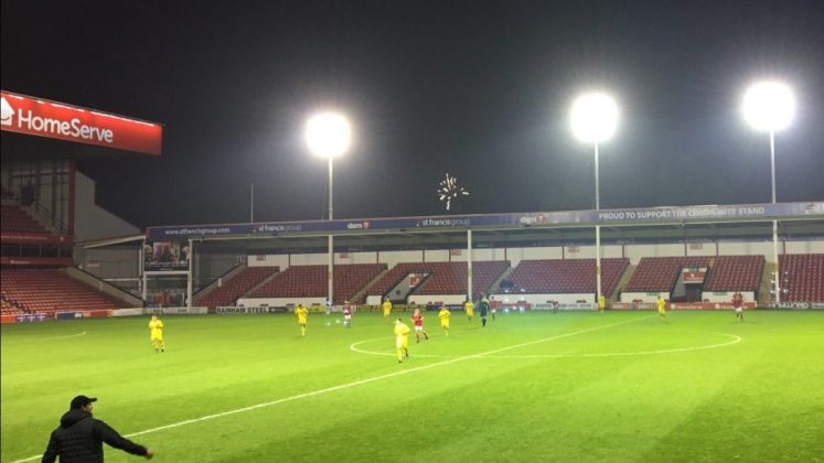Walsall vs Fleetwood Town