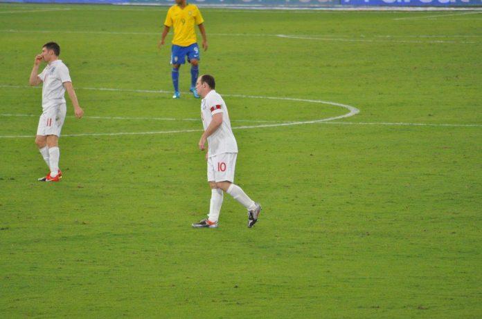 Wayne Rooney photograph
