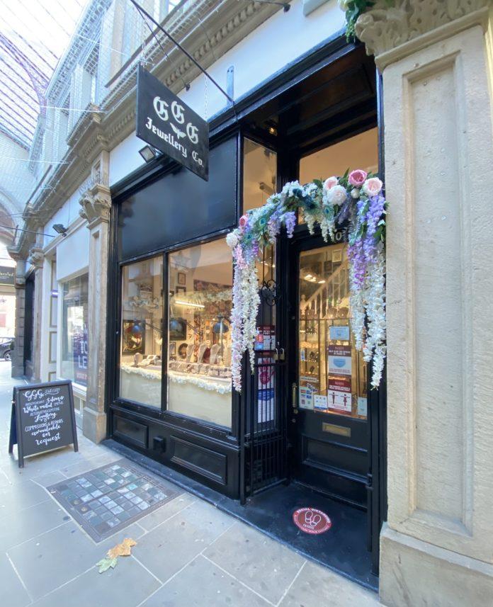 GGG Jewellery Co, The Strand, Arcade