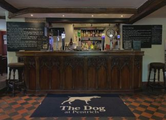 The Dog at Pentrich