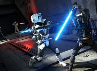 Featured image to display subject of star wars games