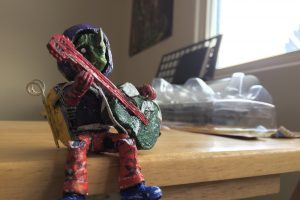 Alien Guitarist