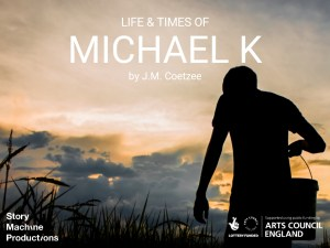 A production of JM Coetzee's MAN Booker Prize-Winning Novel. brought to life in film, sound, and performance.