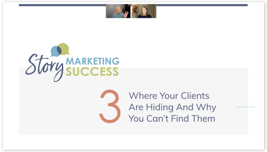 Where Your Clients are Hiding and Why You Can't Find Them