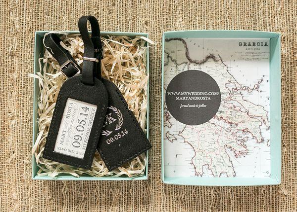 8 Creative Destination Wedding Invites