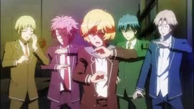 『美男高校地球防衛部LOVE!』あらすじ・ネタ 謎の生命体から愛の戦士へ変身する力を授かる