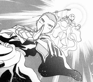 『あまえないでよっ!!』里中逸剛 エロの煩悩で霊を祓うパワーを発揮