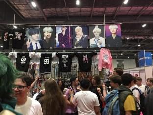 BTS has arrived.