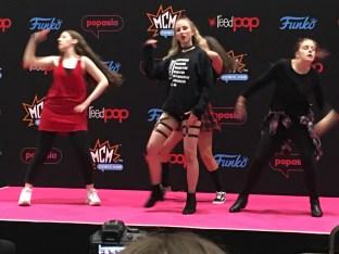 K-Pop tribute at PopAsia.