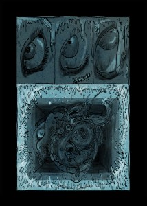 Author: Tom Smith. Illustrator: Katie Whittle. © Frisson Comics.