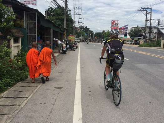 bike-and-monks