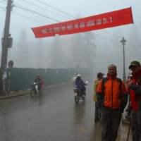 Kabut Pekat di Kota Pegunungan Sa Pa