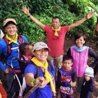 Dibalik Sebuah Foto Tongsis di Leuweung Tengah