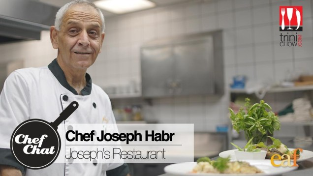 E1: Joseph Habr | Chef Chat by Eatahfood