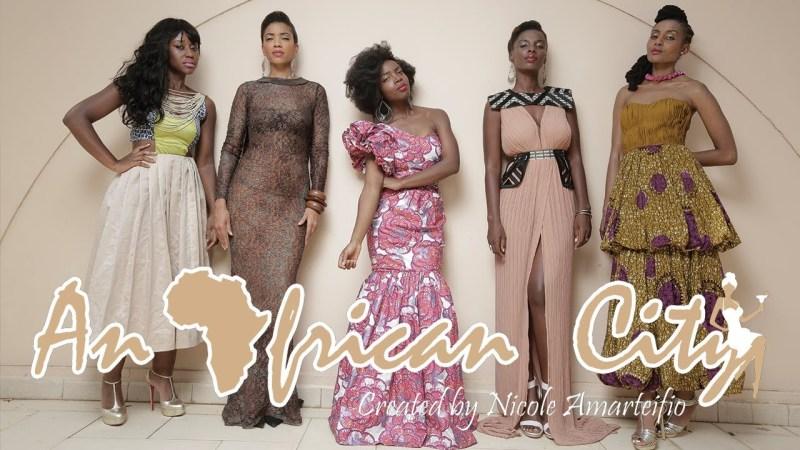 E1: The Return | An African City