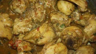 E3: How To Cook Curry Chicken   Caribbean Pot