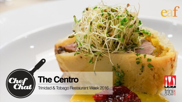 E8: The Centro Restaurant | Chef Chat by Eatahfood