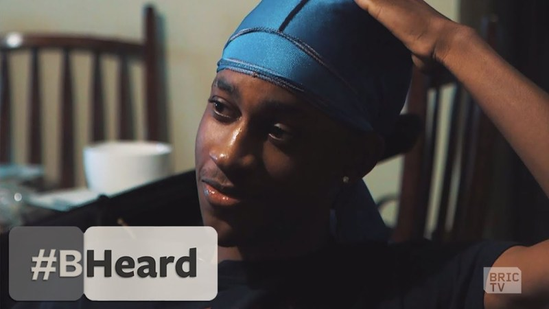 Laurent's Story: Coping With Trauma After the Earthquake in Haiti | #BHeard