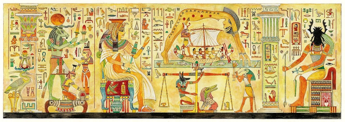 Superhero Stories - Egyptian Gods