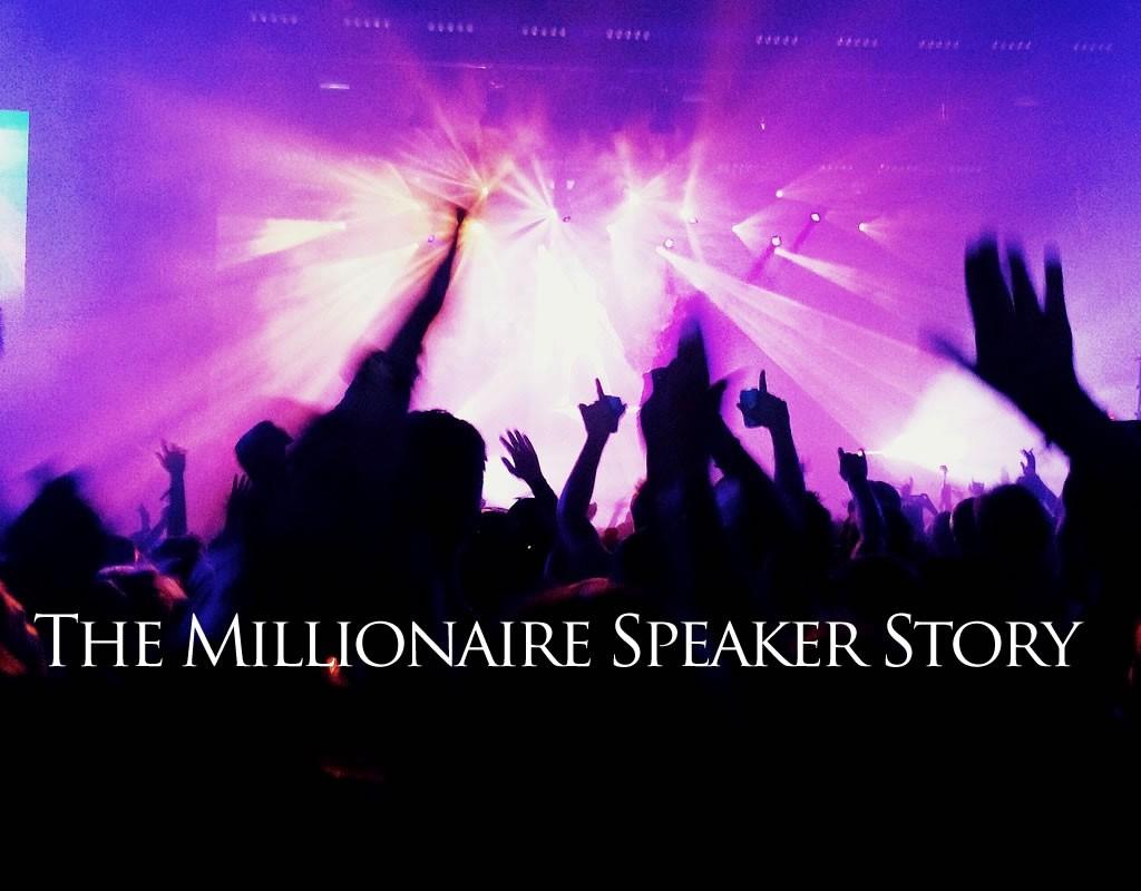 millionaire-speaker