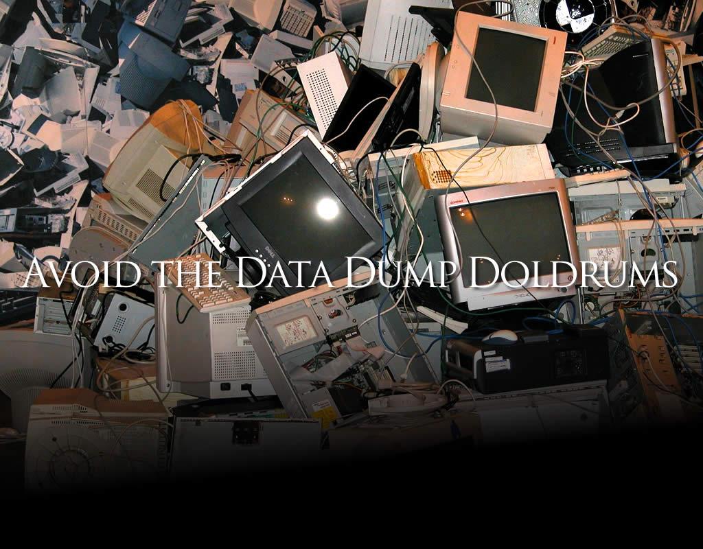 data-dump header