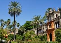 Gradinile Alcázar