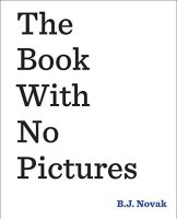 The Book With No Pictures Story Snug
