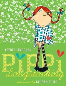 Pippi Longstocking Astrid Lindgren Lauren Child Story Snug