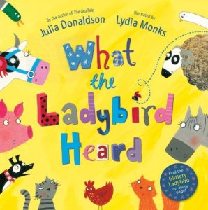 What the Ladybird Heard - Story Snug