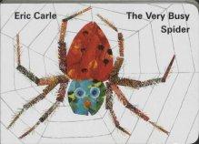 The Very Busy Spider - Story Snug