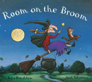 Room on the Broom - Story Snug