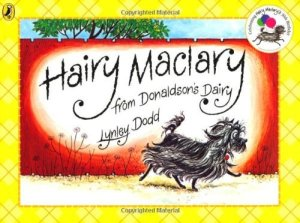Hairy Maclary from Donaldson's Dairy  - Story Snug